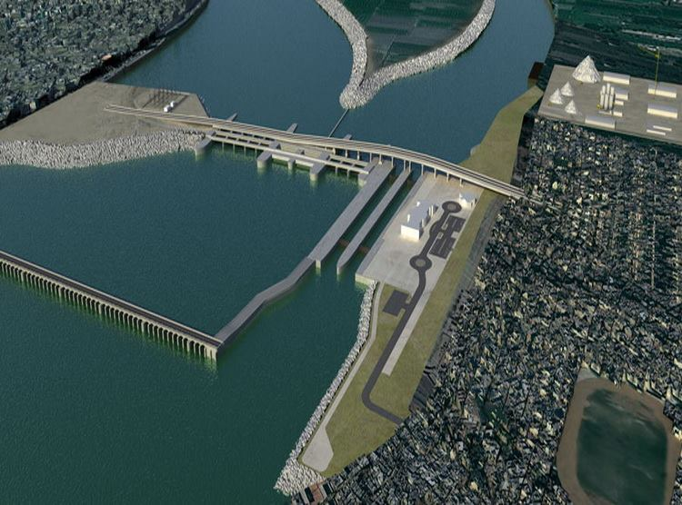 New Assiut Barrage